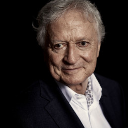Portrait Manfred Osten