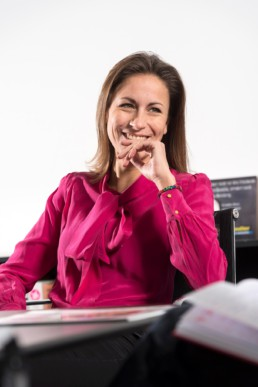 Melanie Schütze Interviewfotos