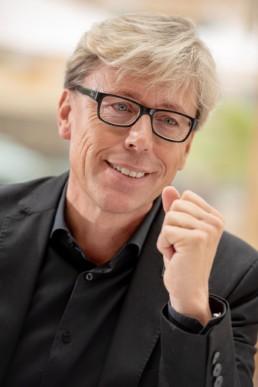 Portrait Hansy Vogt Fernsehmoderator