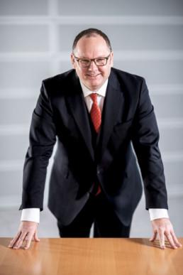 Harald Christ fotografiert von Thorsten Scherz