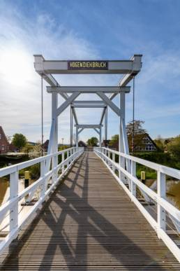 Hogendiekbrücke, Altes Land
