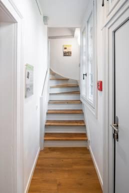 Gärtnerhaus, Treppe nach oben