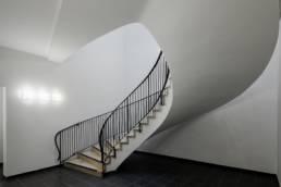 Alte Musikschule lueneburg Innenaufnahmen Treppe